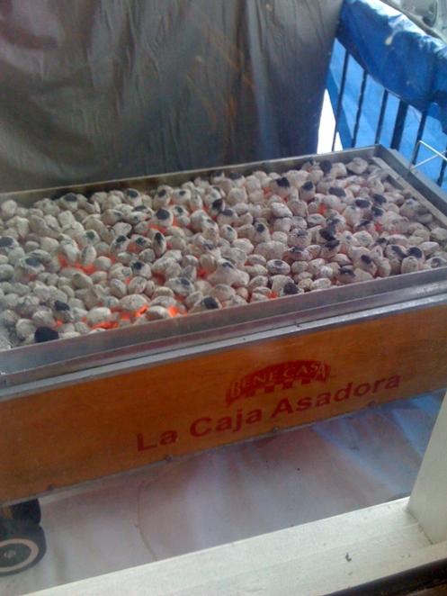 China Box Cooker ~ World famous caja china style cooking la